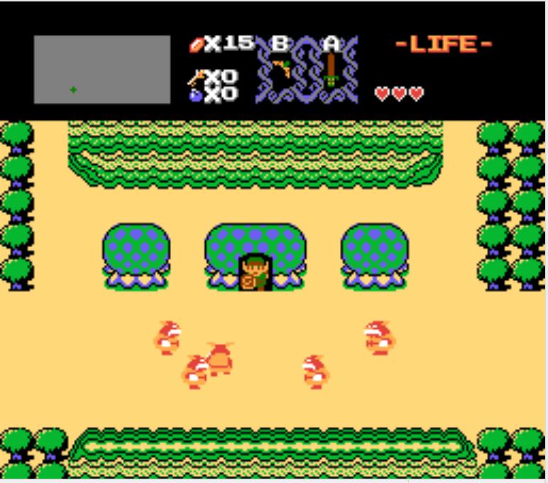 Legend of Zelda, The (USA) [Hack by GameMakr24 v1 0] (~Legend of